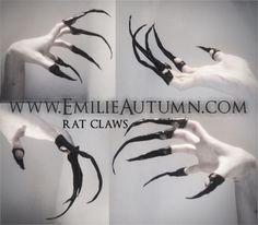 Rat Claws - Emilie Autumn