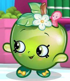 Shopkins apple blossom - Google Search