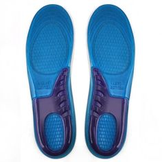 From 2.98 High Quality New Orthotic Arch Support Massaging Silicone Gel Insoles Men