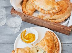 Discover these delicious sweet and savoury Jus-Rol pastry recipes that are perfect all-year-round Easy Pastry Recipes, Cooking Recipes, Vegetable Pasties, Cornish Pasties, Baking Flour, Tray Bakes, Food Inspiration, Food To Make, Vegetarian Recipes