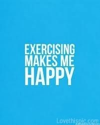 Exercising Makes Me Happy Pictures, Photos, and Images for Facebook, Tumblr, Pinterest, and Twitter