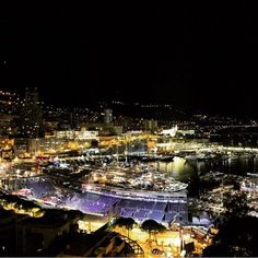 #PortHercule by anannasar from #Montecarlo #Monaco