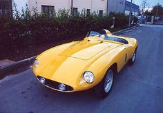 – – –– ––– Ferrari 750 Monza