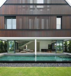Wind Vault House by Wallflower Architecture + Design 03