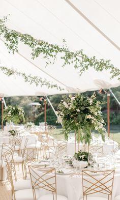 A Stunning Garden Wedding in Santa Barbara With Art Deco Details