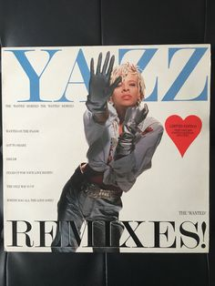 A personal favourite from my Etsy shop https://www.etsy.com/uk/listing/499144860/yazz-remixes-original-vinyl-album-1989