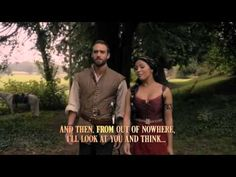 Galavant: Maybe You're Not The Worst Thing Ever Lyrics - YouTube