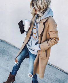 15 Cute and Casual Fall Outfit Ideas cute outfits, trendy outfits, casual outfits, fall fashion Outfit Ideen Herbst Trendy Fall Outfits, Casual Winter Outfits, Winter Fashion Outfits, Stylish Outfits, Autumn Fashion, Casual Fall Fashion, Fall Dress Outfits, Winter Outfits 2019, Winter Outfits Women