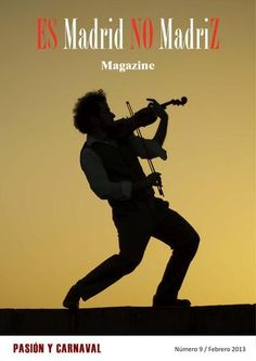 Es Madrid no Madriz Magazine
