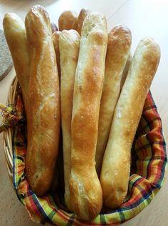 Sanna´s Hexenküche: Brotsticks