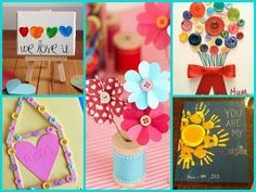 25 DIY Mother's Day Crafts For Kids 2017!  #mothersdaycrafts #craftsforchildren #mothersdaygifts #craftforkids #diymothersdaycard #diycraftsforkids #papercrafts #projectsforkids #kidscrafts