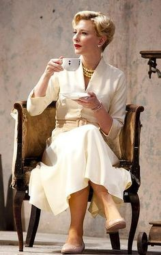Cate Blanchett in Uncle Vanya 2011