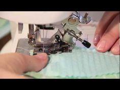 Ruffle Foot for Perfect Ruffled Fabric
