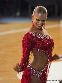 Модные тенденции в мире бального и танцевального спорта.