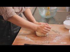 Pão integral de sementes