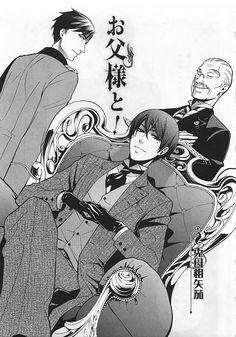 Vincent Phantomhive, one of the hottest guy in Kuroshitsuji (beside Sebastian of course) xD
