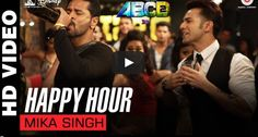 Happy Hour - Mika - Disney ABCD 2. Mika Singh is back with his new song Happy Hour from Disney ABCD 2 Movie 2015. Music composed by Mayur Puri and lyrics penned by Sachin Jigar. Featuring Prabhudheva & Varun Dhawan. Punjabimeo.com