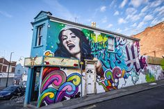 20 Outstanding Cities To See Awe-Inspiring Street Art. Woah! These Massive... on eAnswers