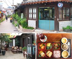 [Hanok Restaurant in Seoul] Nuri