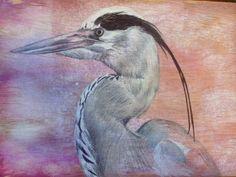Heron. Sold.