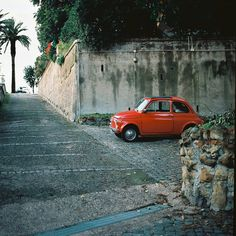 Rome Fiat 500 by kjetilrostad, via Flickr