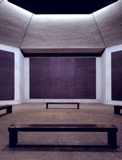 The Rothko Chapel, 1971 ~ Mark Rothko / Philip Johnson