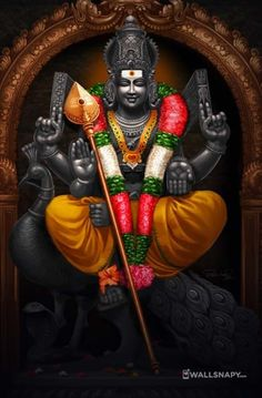 All murugan with star om Lord Ganesha Paintings, Lord Shiva Painting, Red And Black Background, Lord Murugan Wallpapers, Lord Shiva Hd Images, Hanuman Images Hd, Lord Balaji, Lord Shiva Hd Wallpaper, Lakshmi Images