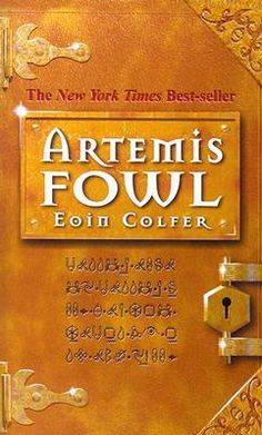 Do you believe in fairies, goblins, dwarfs and trolls? Artemis Fowl does because in his world they're quite real. He's thirteen and the greatest criminal genius to come along in centuries, so mixing it up with trolls and the like are child's play for him!