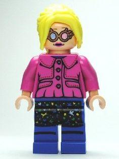 LEGO Harry Potter Loose Luna Lovegood Minifigure [Loose] @ niftywarehouse.com #NiftyWarehouse #HarryPotter #Wizards #Books #Movies #Sorcerer #Wizard