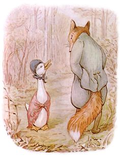 Beatrix Potter: A way to help your kids on their way to a great vocabulary. :)// It's true!