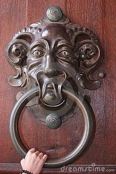 Delicieux Door Knocker   Christina Khandan   Irvine California Realtor    Www.IrvineHomeBlog.com Door