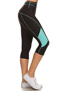 5c1cfdaa8e7d7 Always Athletic Yoga Capri for Women - Gym Capris - Shop Over 17 Styles Workout  Leggings