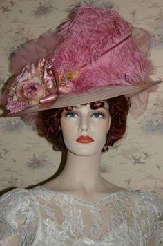 Edwardian Hat � Lady Lanna