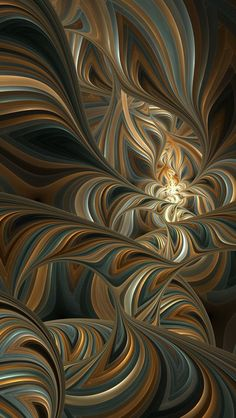 Wallpaper IPhone 5 Fractal Design Arte Images Psychedelic Art Abstract