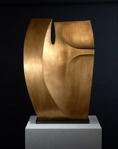 Robert Adams - Slim Bronze No. 3 (Large version) Opus 347 1973 Lacquered bronze Signed, dated and numbered Height: 36 ¼ in cm) Width: 24 ½ in cm) Art Sculpture, Abstract Sculpture, Contemporary Sculpture, Contemporary Art, Art Society, Opus, Small Art, Art Object, Oeuvre D'art