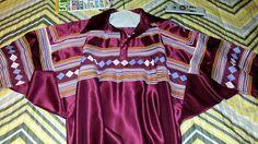 *Seminole patchwork men's shirt*