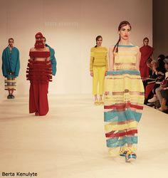 Modeconnect.com -  Berta Kenulyte Birmingham Institute of Art & Design at #GFW2015 - @textilesBCU, @BCUGFW  #hellobrum @MyBCU @unibirmingham #GFW15 #Fashion #FashionGrad