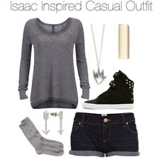Image in teen wolf fashion 😍 collection by Anchaxy Teen Wolf Fashion, Teen Wolf Outfits, Fashion Tv, Outfits For Teens, Girl Outfits, Casual Outfits, Fashion Outfits, Punk Outfits, Fashion Women