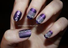 Zoya Savita gets laced up with Born Pretty stickers! (rebecca likes nails)