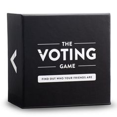 Amazon.com: The Voting Game - The Adult Party Game About Your Friends.: Toys & Games http://amzn.to/2uMdDaU