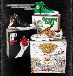 Zapatillas #GreenDay