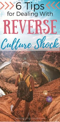 Reverse culture shock can be a confusing and disorienting experience. Click to find out about six effective reverse culture shock tips!