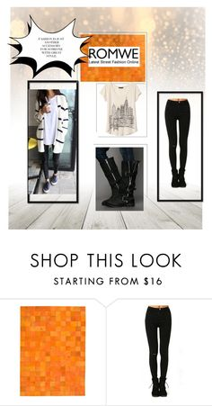 """""""Untitled #57"""" by michelle-arnott-sowers on Polyvore featuring Nourison, Free People and Banana Republic"""