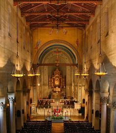 St John Episcopal Church, Los Angeles,  we were married here on March 22 1980.