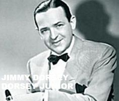 TODAY (June 12, 57 years ago) Jimmy Dorsey , the legendary American artist, passed away. He is remembered. To watch her 'VIDEO PORTRAIT'  'Jimmy Dorsey  - Dorsey Junior' in a large format, to hear 'BEST OF  Jimmy Dorsey  Tracks' on Spotify go to  >>http://go.rvj.pm/4p