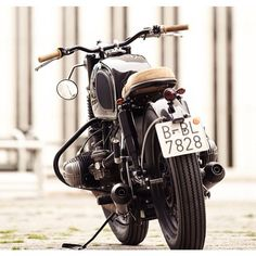BMW R906 by @Cafe Racer Dreams Cream Motorcycles http://ift.tt/19XROqe