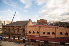 #CentrumPraskieKoneser #Koneser #building #postindustrial #postindustrailspaces #architecture