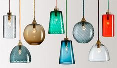 Pick-n-Mix lights by Rothschild & Bickers - New product launches at designjunction 2013