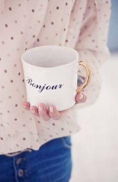 coffee | via wesleynoelle