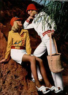 #Daniel Hechter #vintage fashion #1974